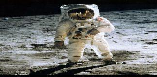 ¿La NASA ocultó imágenes de edificios en la Luna?