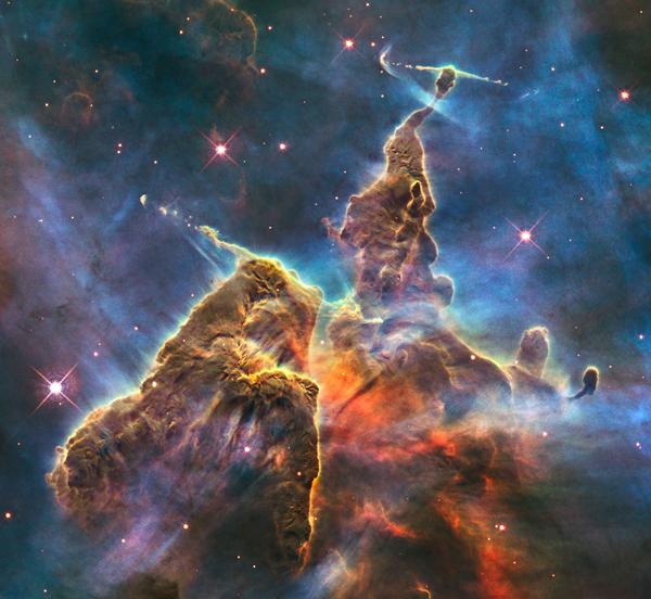 Imagenes de astronomia: febrero 2010