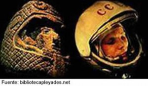 Astronauta antiguo