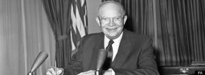 Documentos y testimonios muestran que Eisenhower mantuvo 3 reuniones secretas con extraterrestres