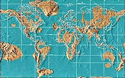 Mapa mundo 2012