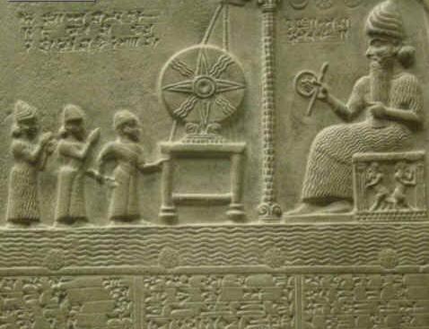 tablilla sumeria anunnaki