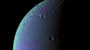 Descubren oxígeno en Dione