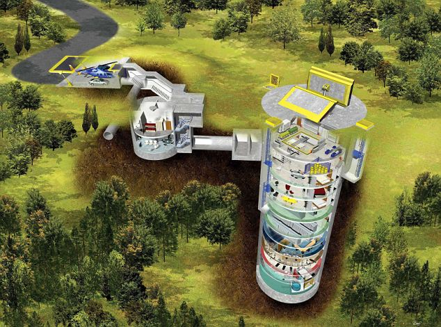 UK firm designs bunker for Tom Cruise
