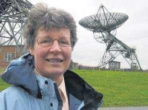 Astrofísica Jocelyn Bell Burnell