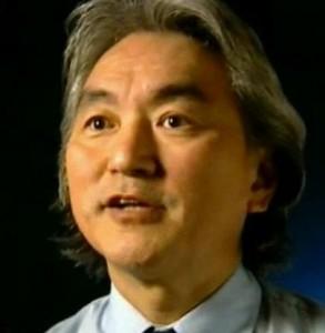 Michio Kaku reafirma la existencia de Aliens en en canal de televisión CNN.