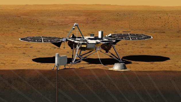 Insight 2016 - Misión al interior de Marte