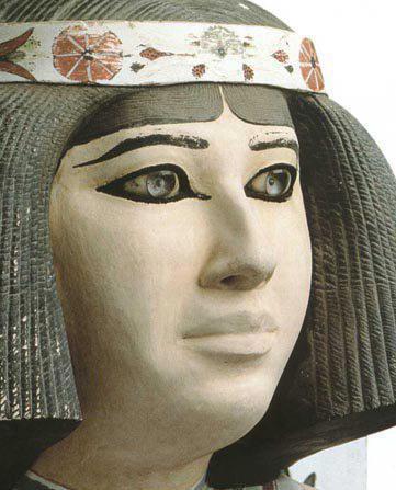 Princesa egipcia Nofret