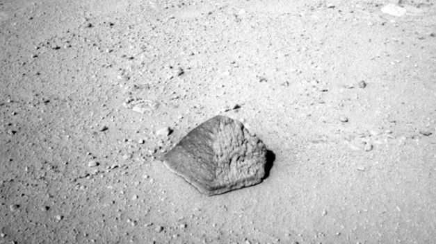 Roca-encontrada-Curiosity-Marte