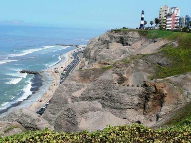 Predicen terremoto en Lima - Perú