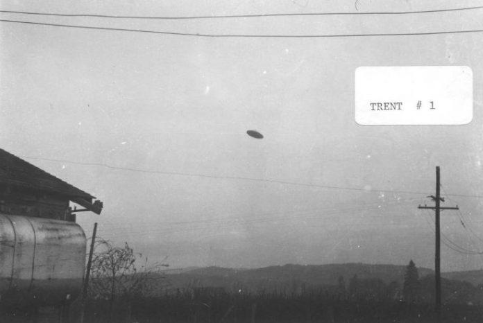 Caso OVNI de 1950: Las fotografías de la familia Trent