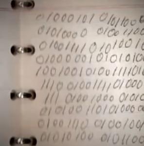 codigo binario Penniston