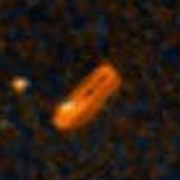 Objeto desconocido en constelación de Orión