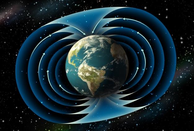 ¿Está cambiando el eje magnético de la Tierra?