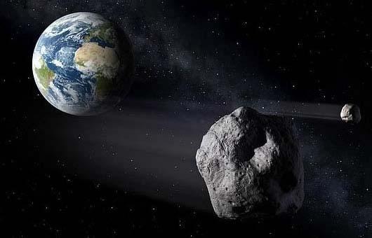 Descartó alguna posibilidad de impacto del asteroide llamado 2011 AG5, previsto para el año 2040.