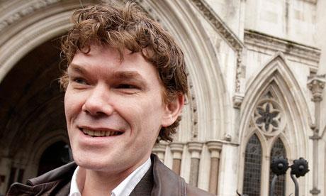 Hacker Gary McKinnon no enfrentará cargos en el Reino Unido