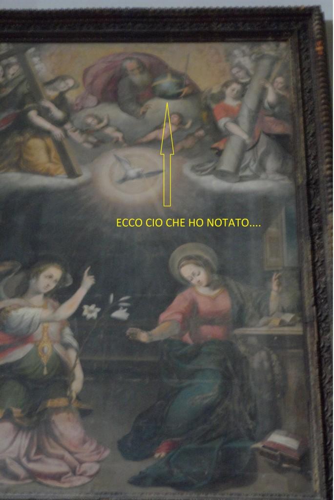 Pinturas italianas del Renacimiento muestran OVNIS