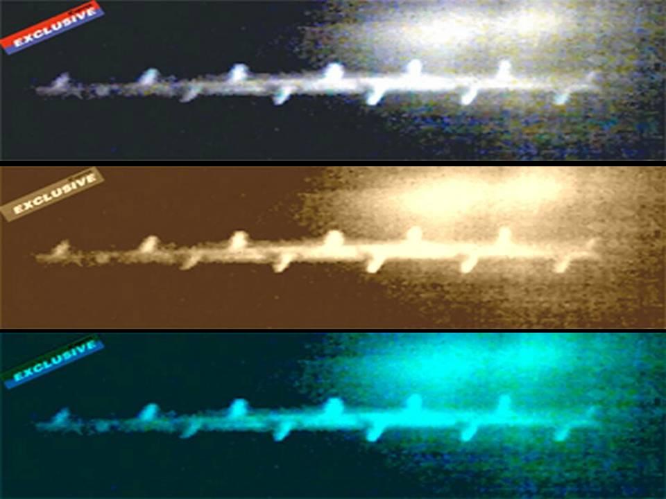 Barras voladoras o Skyfish