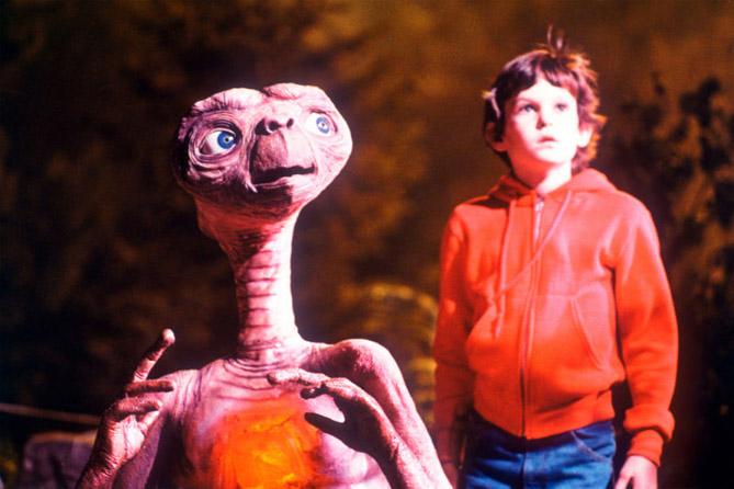 ET El extraterrestre