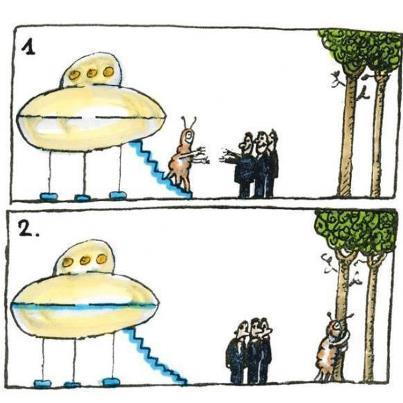 Relaciones extraterrestres
