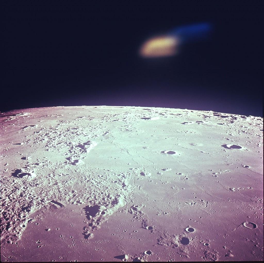 OVNI en misión Apolo 12