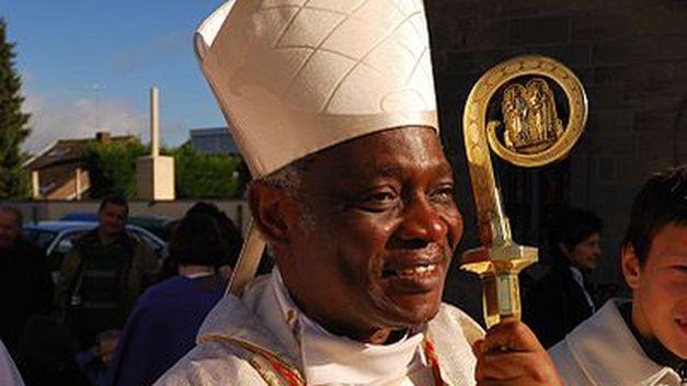 A sus 64 años, el cardenal de Ghana Peter Turkson es el principal papable africano