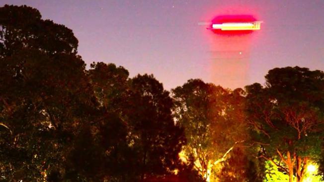 Russell Crowe publica vídeo de OVNI que él grabó