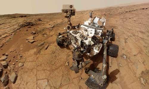 Podría haber existido vida en Marte, según los hallazgos del Curiosity