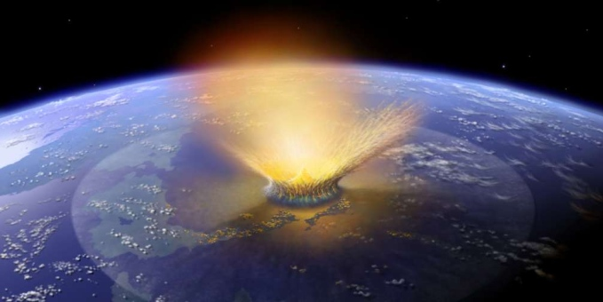 Según la Nasa, estamos en un sistema solar activo, en el que con frecuencia pasan asteroides a distancias cercanas.