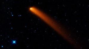 Cometa impactaría en Marte en octubre del 2014