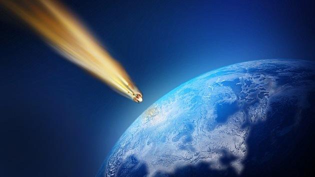 Avistan una extraña bola brillante en el cielo de EE.UU. que podría ser un meteorito