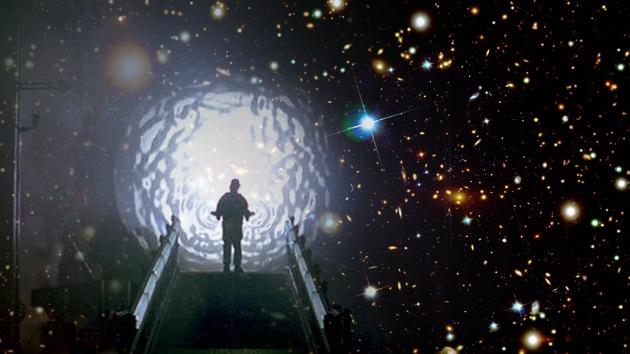 ¿Existe la 'puerta' hacia el multiuniverso?