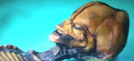 El 'mini extraterrestre' hallado hace diez años en Atacama, Chile tiene ADN humano