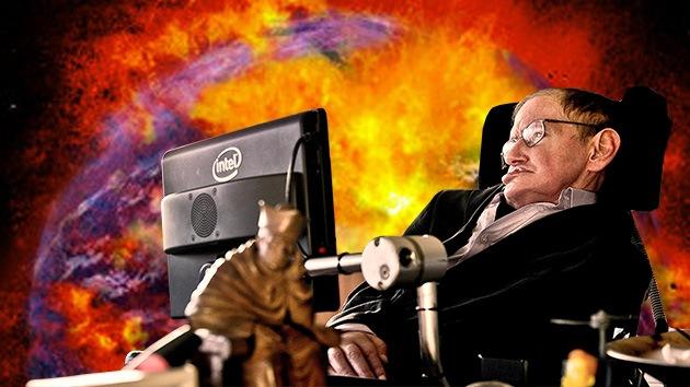 """Stephen Hawking: """"No sobreviviremos ni mil años sin escapar de nuestro frágil planeta"""""""