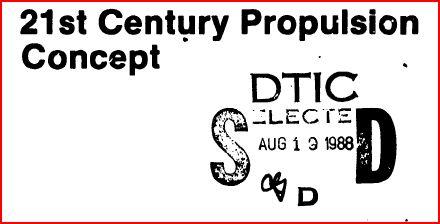 21st Century Propulsion Concept