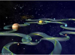 Extraterrestres pueden provenir de nuestro Sistema Solar