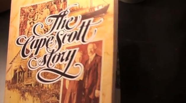 Libro: The Cape Scott Story