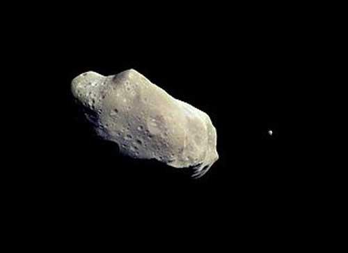 Asteroide 1998 QE2 se acercará a la Tierra este 31 de mayo (2013)