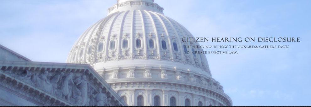 La Audiencia Ciudadana sobre la Divulgación de la Presencia Extraterrestre