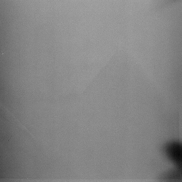 Pirámide en la Luna