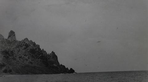 Isla de Trindade, 1958