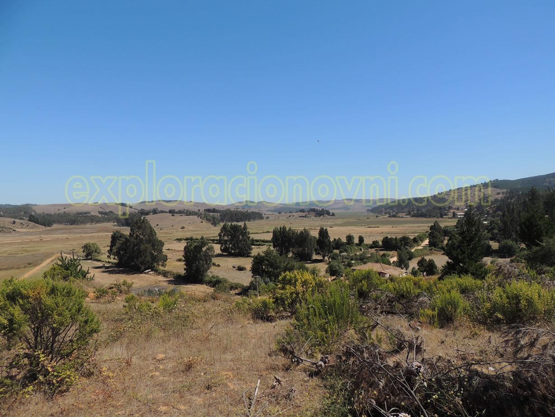 OVNI aparece en fotografía tomada en Cabeceras, Chile