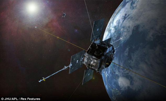 Sondas invisibles enviadas por civilizaciones alienígenas podrían estar en nuestro Sistema Solar