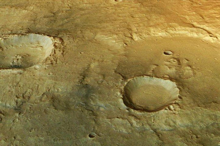 Estas fotos demuestran que hubo agua en Marte