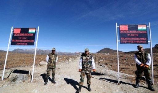 OVNIS son avistados en frontera de China e India por tropas del ejercito indio
