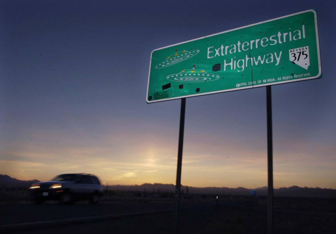 """CIA confirma existencia de base secreta """"Área 51"""" en Nevada"""