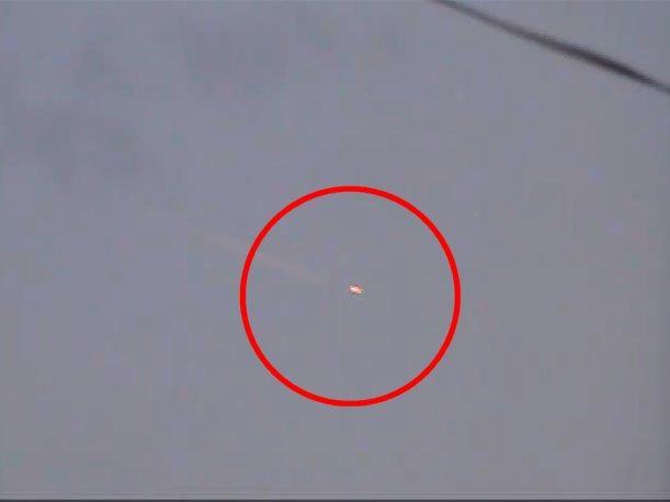 Captan objeto volador desconocido en Bagua, Perú