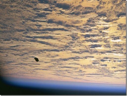 El Caballero Negro: ¿Un satélite extraterrestre?