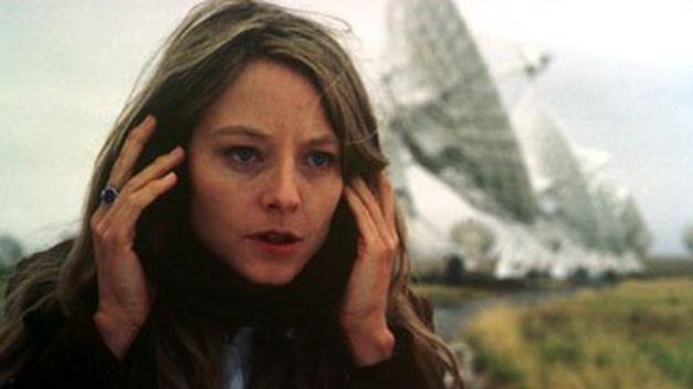Jodie Foster en 'Contact', la película que le despertó su espíritu de astrónoma