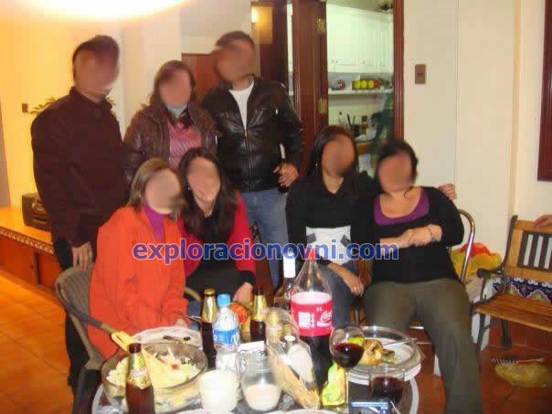 Fotografía recibida: posible fantasma aparece en fotografía (Lima, Perú)
